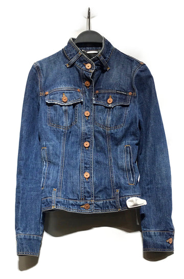 DOLCE&GABBANA//Denim Jkt/38/BLU/Cotton/Plain