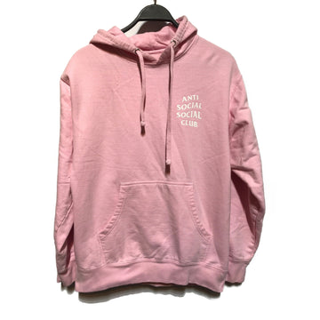 Anti Social Social Club/PINK ANTI/Hoodie/./PNK/Cotton/Graphic