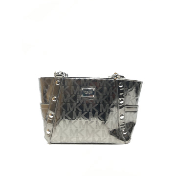 MICHAEL KORS/-/Bag/SLV/Others/Monogram