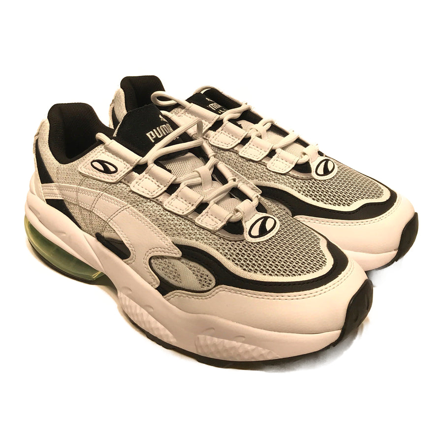PUMA/CELL VENOM/Low-Sneakers/10/WHT/Cotton/Plain