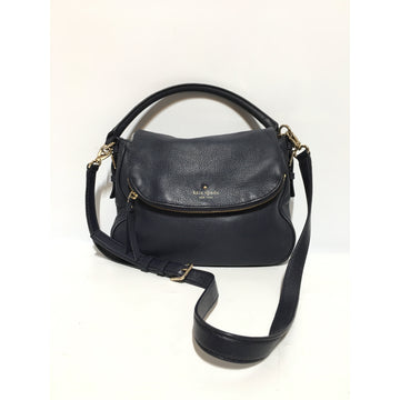 KATE SPADE/./Bag/BLU/Leather/Plain