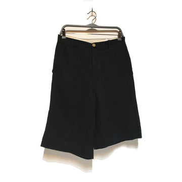 DIGAWEL//Shorts/1/BLK/Cotton/Plain