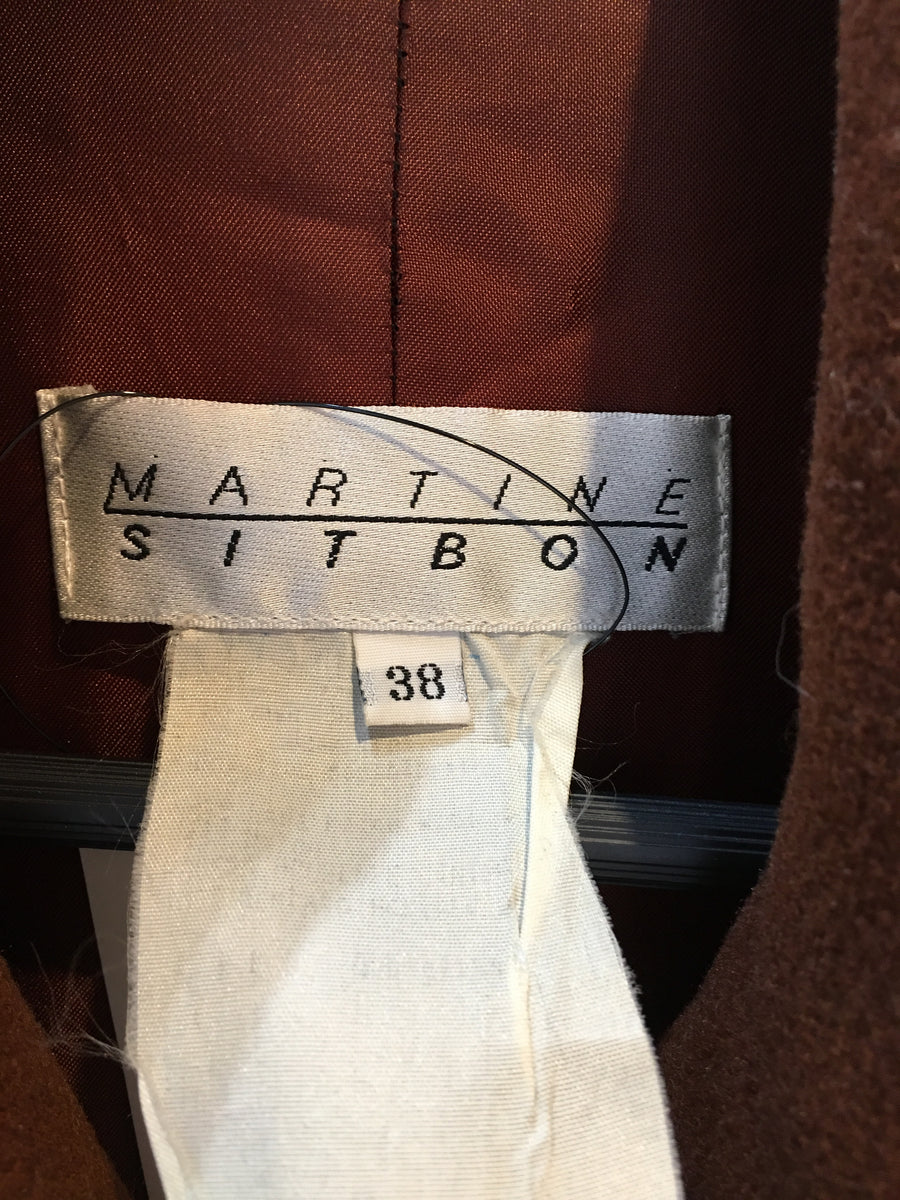 Martine SITBON/38/Trench Coat