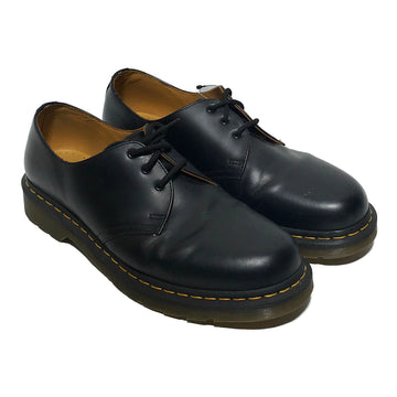 Dr.MARTENS//Boots/11/BLK/Leather/Plain