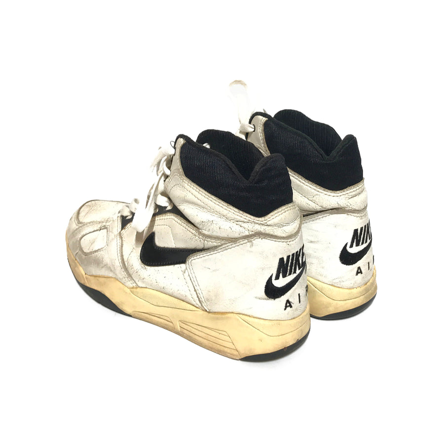 NIKE/NIKE/Hi-Sneakers/US10/WHT/Leather/Plain