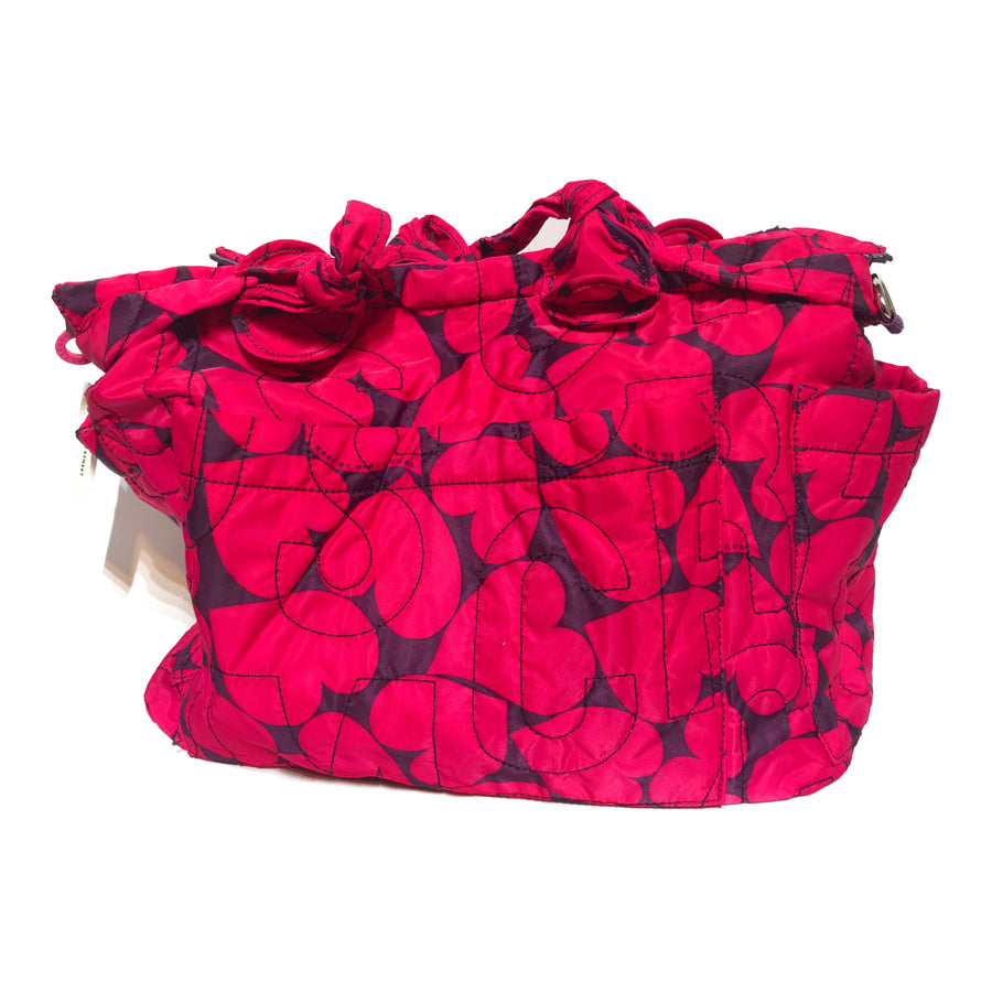 MARC BY MARC JACOBS/HEARTS/Bag/./MLT/Polyester/All Over Print