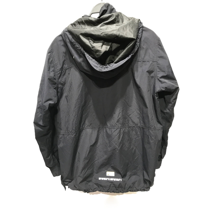 BAPE//Windbreaker/L/BLK/Nylon/Plain