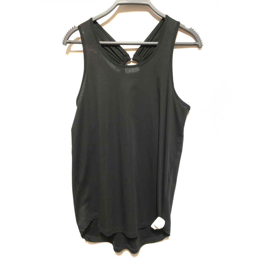 JOHN LAWRENCE SULLIVAN/Tank Top/Cotton/BLK