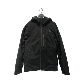 THE NORTH FACE//Windbreaker/S/BLK/Nylon/Plain