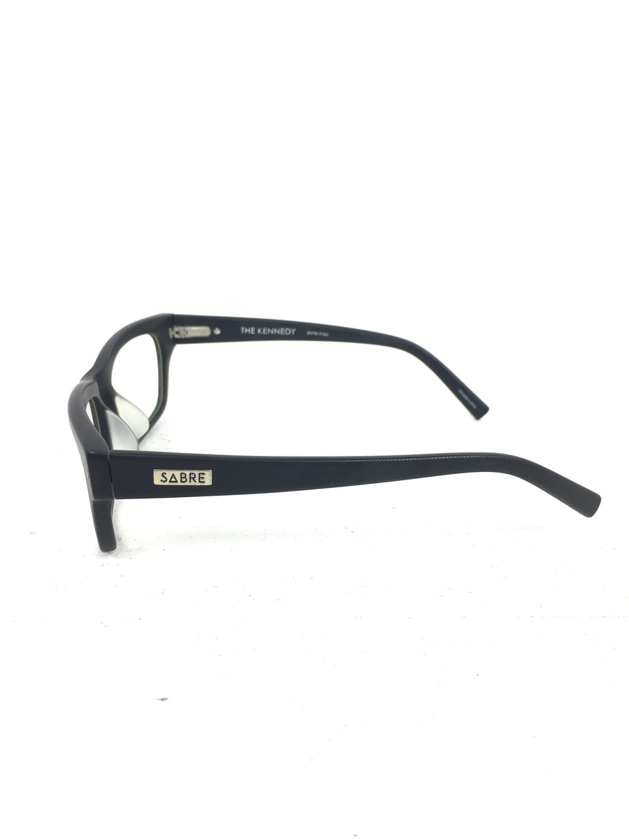 SABRE/Glasses/Wellington/Plastic/BLK/CLR