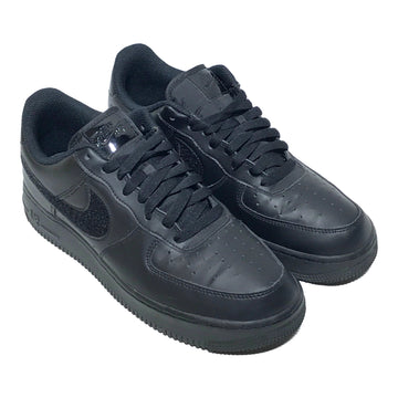 NIKE//Low-Sneakers/9/BLK/Cotton/Plain