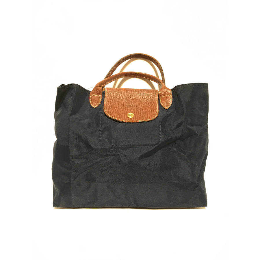 LONGCHAMP/./Bag/NVY/Nylon/Plain