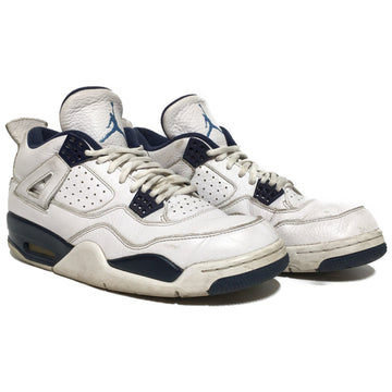 Jordan/US9.5/Hi-Sneakers/WHT/Leather/Plain