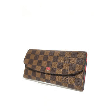 LOUIS VUITTON//Bifold Wallet/BRW/Others/Plain