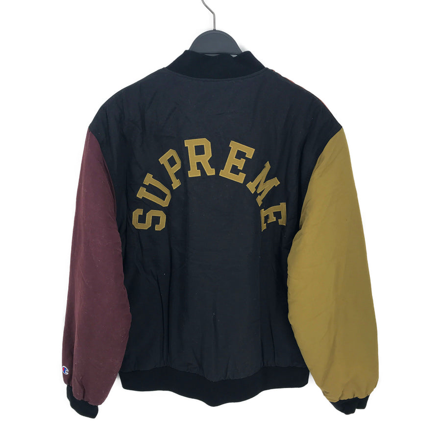 Supreme/CHAMPION/Jacket/L/MLT/Polyester/Plain