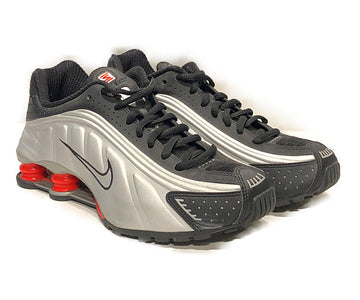 NIKE/SHOX R4/Low-Sneakers/US6/SLV/Others/Plain