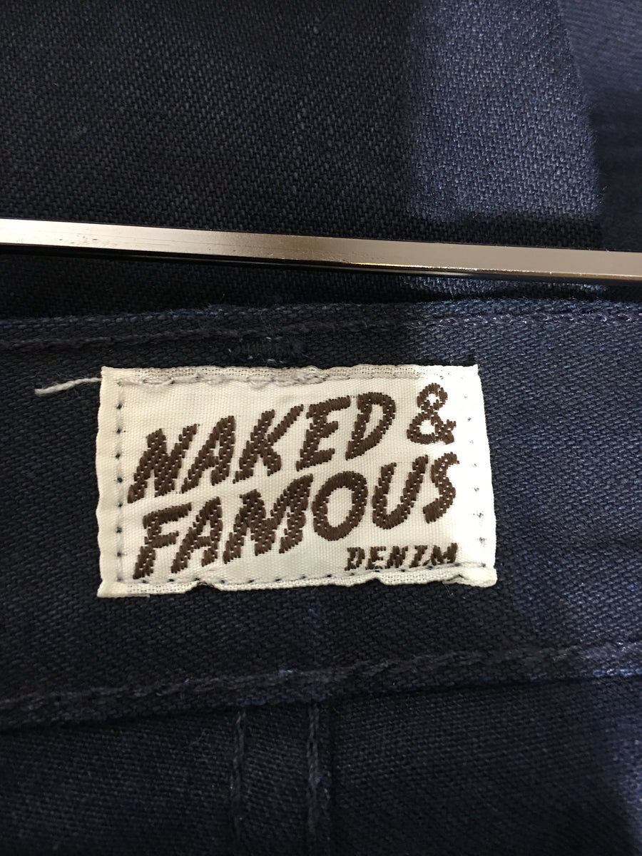 NAKED & FAMOUS DENIM/31/Skinny Pants