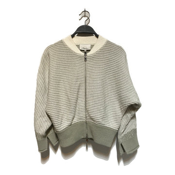 3.1 phillip lim//Cardigan/S/GRY/Cotton/Plain