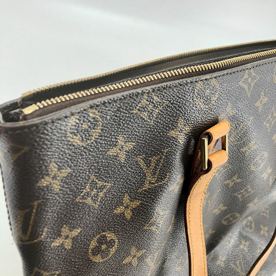 LOUIS VUITTON/Tote Bag/Cava Meso/Monogram/BRW/M51151