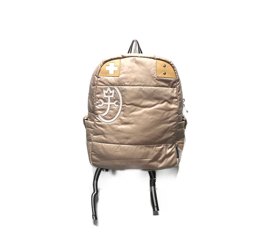 CASTELBAJAC/Backpack/Polyester/BEG