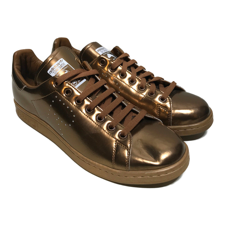 RAF SIMONS//Low-Sneakers/11/GLD/Others/Plain