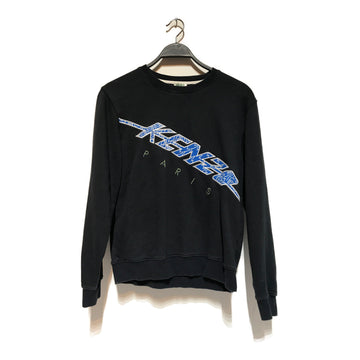 KENZO/PARIS/Sweatshirt/M/NVY/Cotton/Graphic