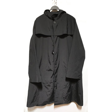 MACKINTOSH/./Coat/BLK/Nylon/Plain
