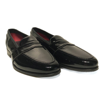 TOM FORD//Dress Shoes/7/BLK/Leather/Plain