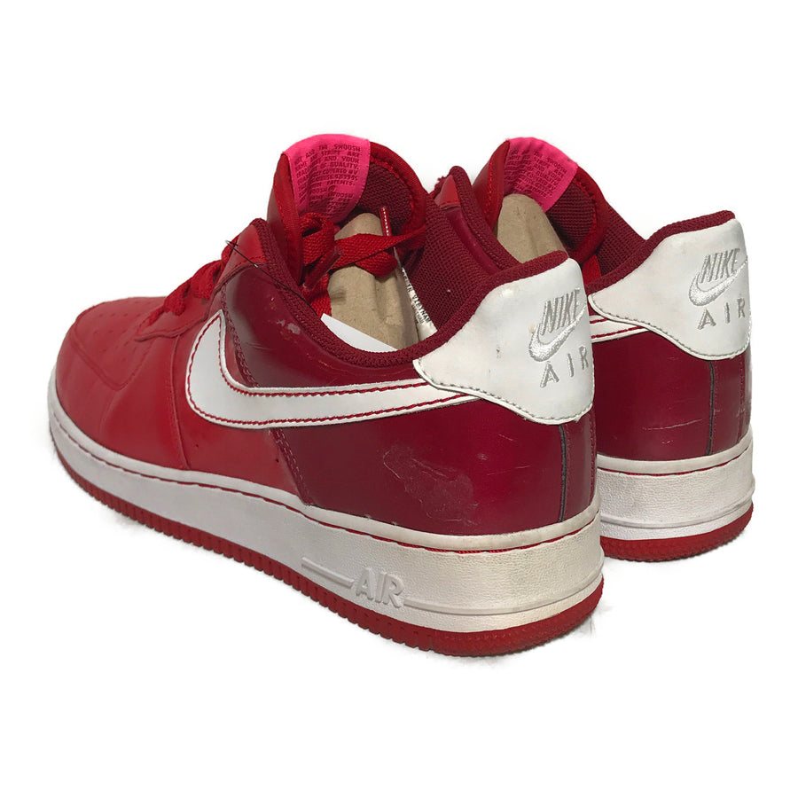 NIKE/2008 VALENTINES DAY/Low-Sneakers/US10.5/RED/Leather/Plain