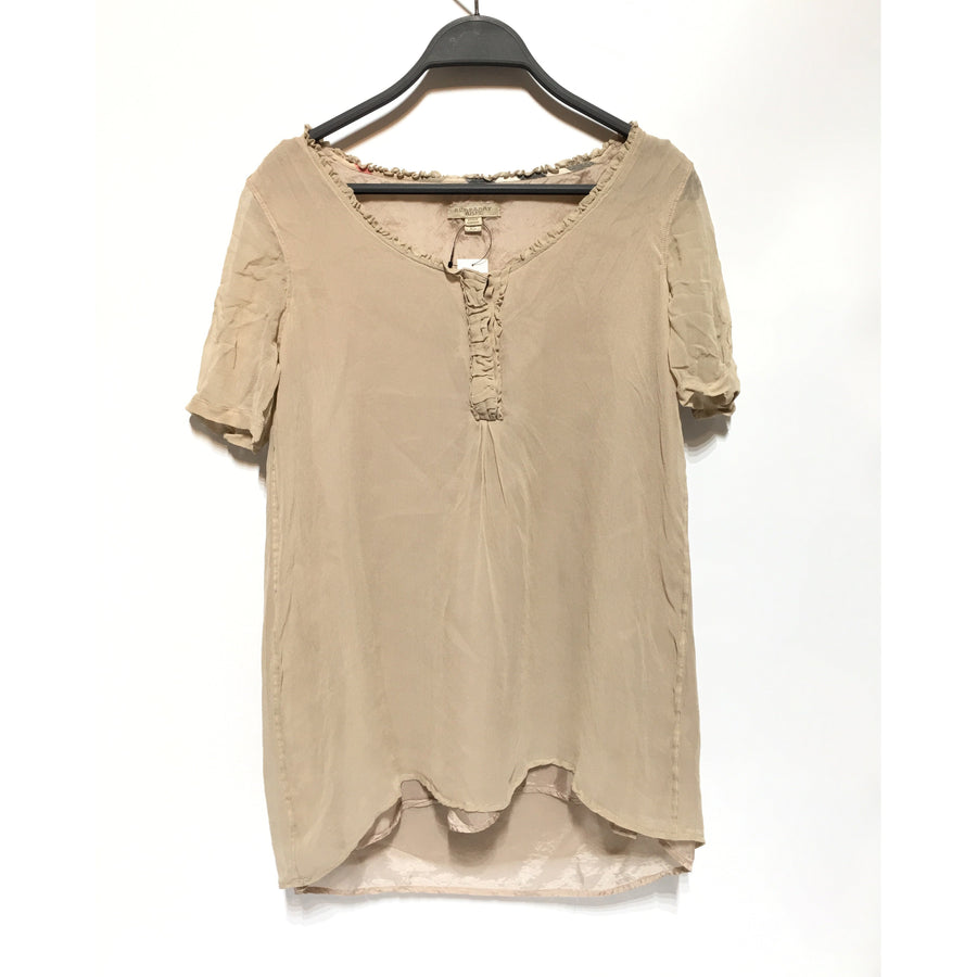 BURBERRY BRIT/XS/Blouse