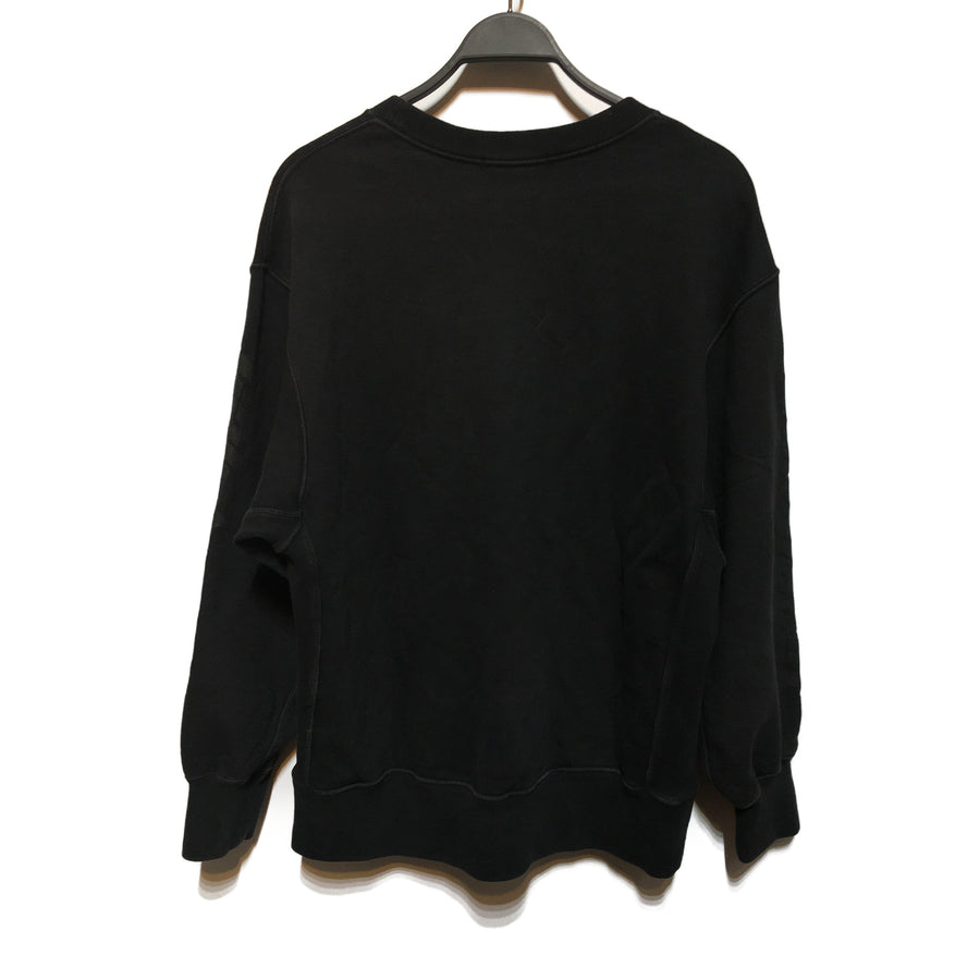 YEEZY//Sweatshirt/F/BLK/Others/Plain