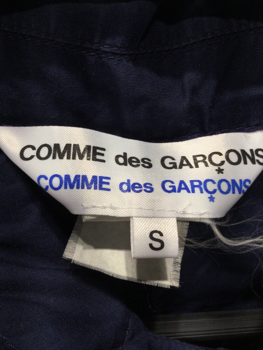 COMMEdesGARCONS COMMEdesGARCONS/Jacket/S/Cotton/NVY