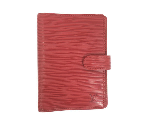 LOUIS VUITTON/Book Cover/RED