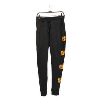 BILLIONAIRE BOYS CLUB//Pants/S/BLK/Cotton/Plain