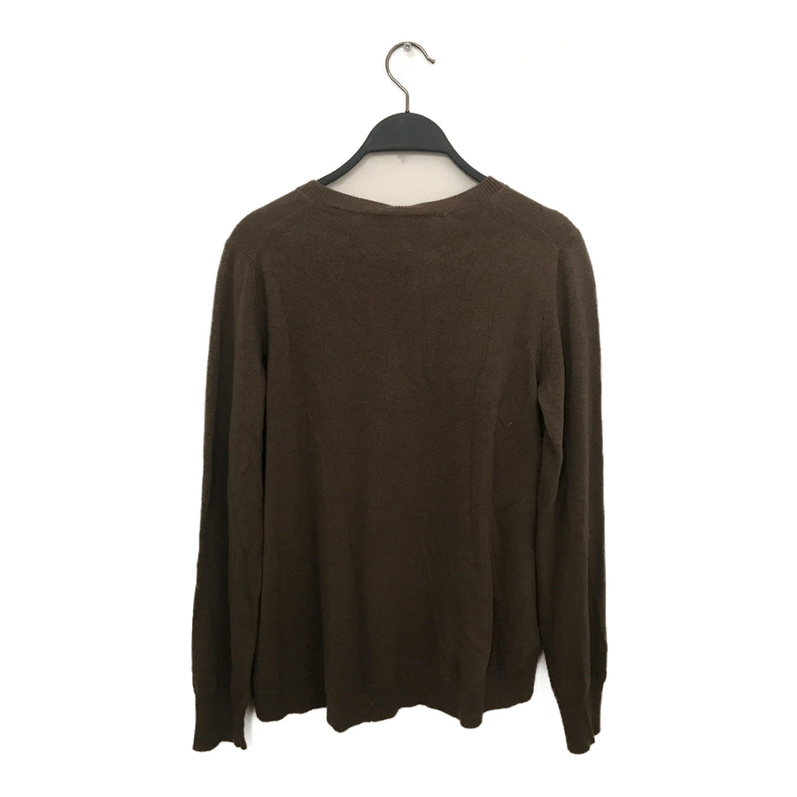 MARNI//Tops/40/BRW/Wool/Plain