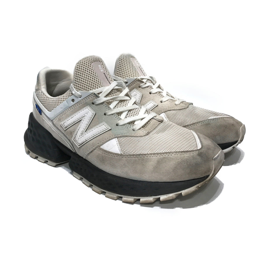 NEW BALANCE//Low-Sneakers/11/GRY/Others/Plain