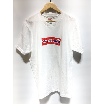 Supreme/M/T-Shirt/WHT/Cotton/Graphic