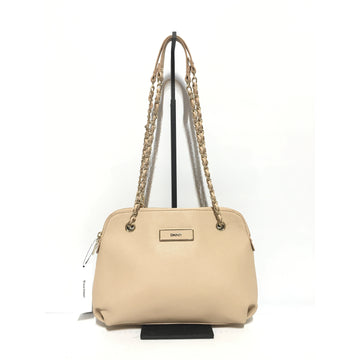 DKNY(DONNA KARAN NEW YORK)//Cross Body Bag/BEG/Others/Plain