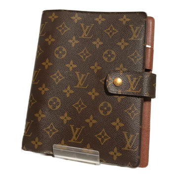 LOUIS VUITTON//Organizer Cover//BRW/Others/Monogram