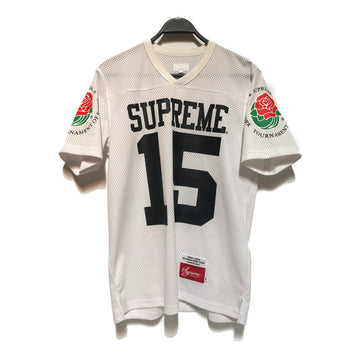 Supreme/ROSE/Shirt/M/WHT/Polyester/Graphic
