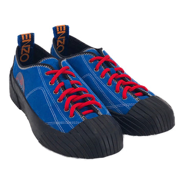 KENZO//Low-Sneakers/EU41/BLU/Others/Plain