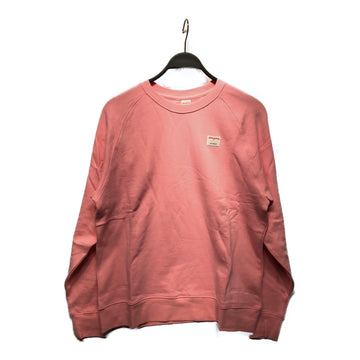 UNION//Sweatshirt/L/PNK/Cotton/Plain
