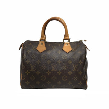 LOUIS VUITTON/SPEEDY 25/Bag//BRW/Others/Monogram