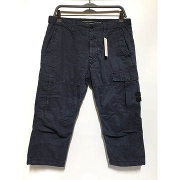 STONE ISLAND/31/Pants/NVY/Others/Plain