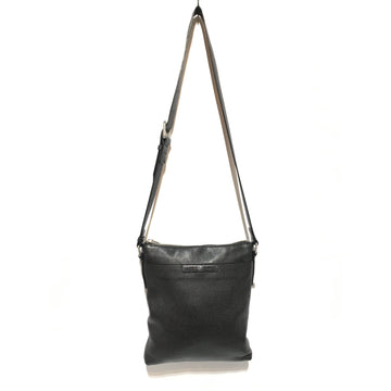 MARC BY MARC JACOBS//Cross Body Bag/BLK/Leather/Plain