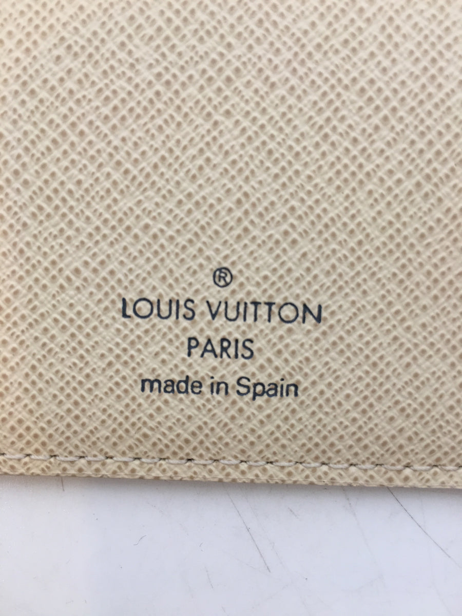 LOUIS VUITTON/Agenda PM_Epi/Leather/ORN