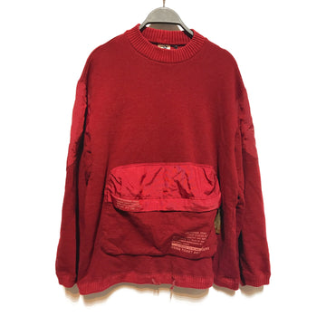 HAI SPORTING GEAR/Sweatshirt/./RED/Cotton/Plain