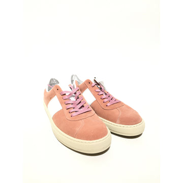 Paul Smith/US10/Low-Sneakers/PNK/Suede/Plain