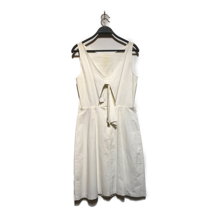 theory//Tunic Dress/2/WHT/Cotton/Plain
