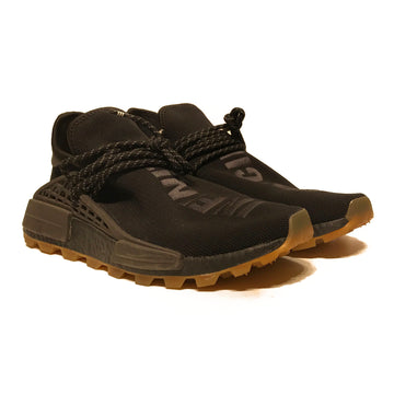 Adidas/ADIDAS X NMD HU TRAIL/Shoes/10/BLK/Cotton/Plain